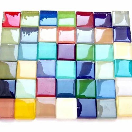 Mix Crystal Glass Mosaic Tiles