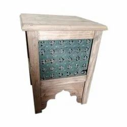 Antique Wooden Small Table
