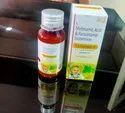 Mefenamic Acid , Paracetamol Syrup