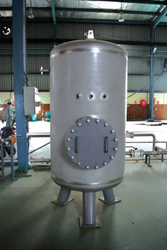 Stainless Steel Air Receiver