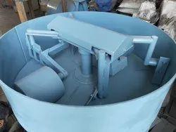 230 Vac Concept Pan Mixer 500 KG, For Industrial
