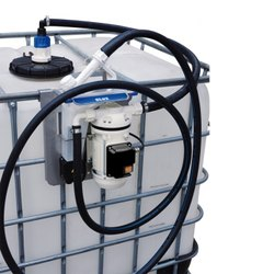 IBC AdBlue (DEF- Diesel Exhaust Fluid) Tank with Dispenser 220/330/440 litres