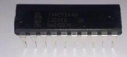 Buffers & Line Drivers IC 74HCT244N / 652