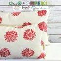 Organic Printed Pillows