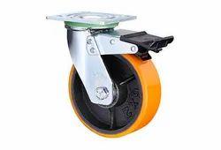 IV-2A-ZA5-01D-150-302 Brake Caster Wheel