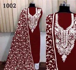 Modal Silk Suit Material