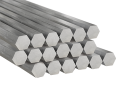 Carbon Steel Hexagonal C 55 Bright Hex Bar, Packaging Type: Polythene Bag Packing, Size: 7 Mm A/F - 75 Mm A.f