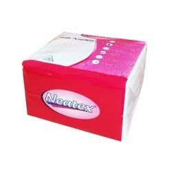 White Double Ply Neatex Tissue Paper, Size: 30 X 30 Cm