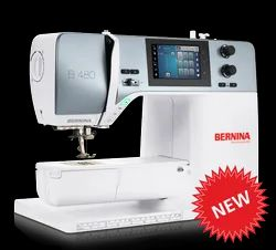 Bernina 480 Power, Speed, Perfection And Ease