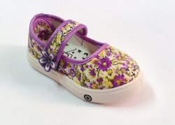 Velcro Kids Belly Shoes, Size: 5x10