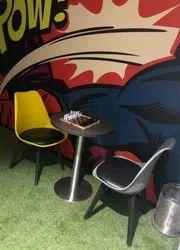 2 Seater Cafe Set