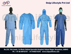 Disposable Uniform