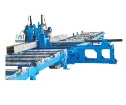Horizontal Beam Tack Welding Machine