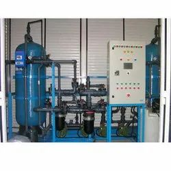 Gray Water Treatment Plant