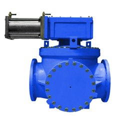 AWWA Resilient Seated Ball Valve, Size: Dn 50 To Dn 2000