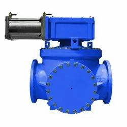 AWWA Resilient Seated Ball Valve