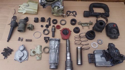 Indus Breaker And Crawler And Hammer Spare Parts