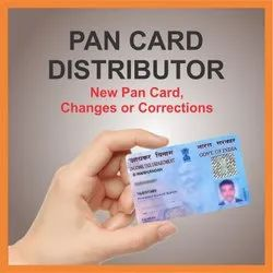 Distributor for PAN Card Service Center