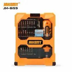 Jakemy Jm-8159 Precision Screwdriver Set Diy Hand Repair Tool For Cell Phone/Computer/Eye Glasses