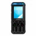 Black Ecom Intrinsically Safe Mobile Ex-handy 10 Dz1 For Zone 1/21 & Div 1, Memory Size: 16gb