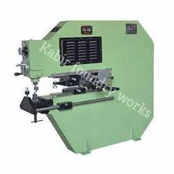 Sheet Nibbling Machine
