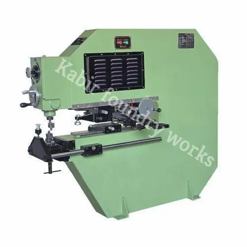 Fully Automatic Sheet Nibbling Machine, Job Thickness: 1-2 mm