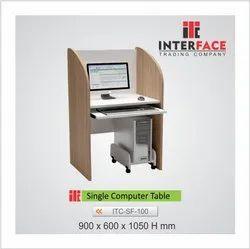 Computer Table Single