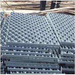 Galvanised Mild Steel Grating