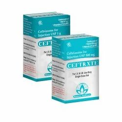Ceftriaxone for Injection USP 500mg/ 1g