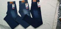 Ladies Cotton Stretchable Jeans