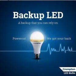 Crompton 9W LED Bulb, For Indoor, Base Type: B22