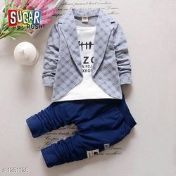 Kids T-Shirt Boy Kid's Clothing Set