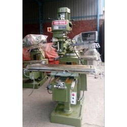 Single Edge DRO Milling Machine