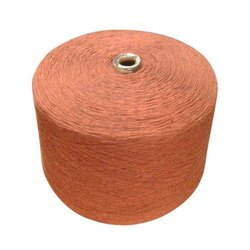 Woolen Dyed Shoddy Yarn, For Knitting, Packaging Type: Roll