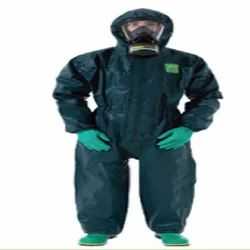 Ansell Micro Chem 4000 Chemical Suit