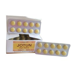 Longevity Jotun Tablets, Prescription