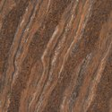 Brown Caramel Virtified Marble Tile, Shape: Rectangle, Thickness: 17 Mm