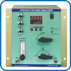 Oxygen Flow Analyzers