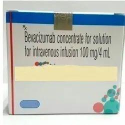 Bevacizumab 100mg /4mL Injection