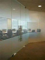 Plain Office Glass