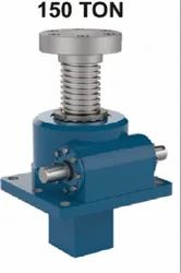 Worm Gear Screw Jacks Used for Steel - Hot and Cold Rolling Industry