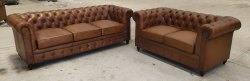 Tan Brown Modern Sofa set, For Home, Size: Traditional