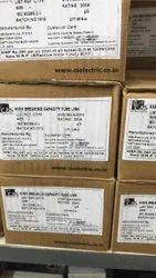 Porcelain 50kA High Breaking Capacity Fuse Link, 415V