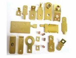 Automotive Brass Sheet Component