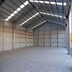 Warehouse Shed
