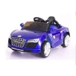 Kids 12V Battery Operated Toyhouse R8 Spyder Painted Car