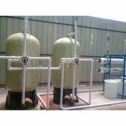FRP RO Plant