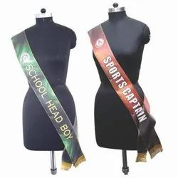 Rhinestone Party Sashes
