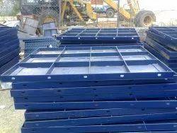 Steel Shuttering Plate