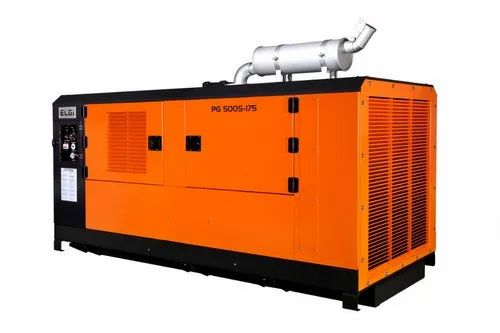 ELGi 415 ATC 1200 Skid Mounted Borewell Compressor